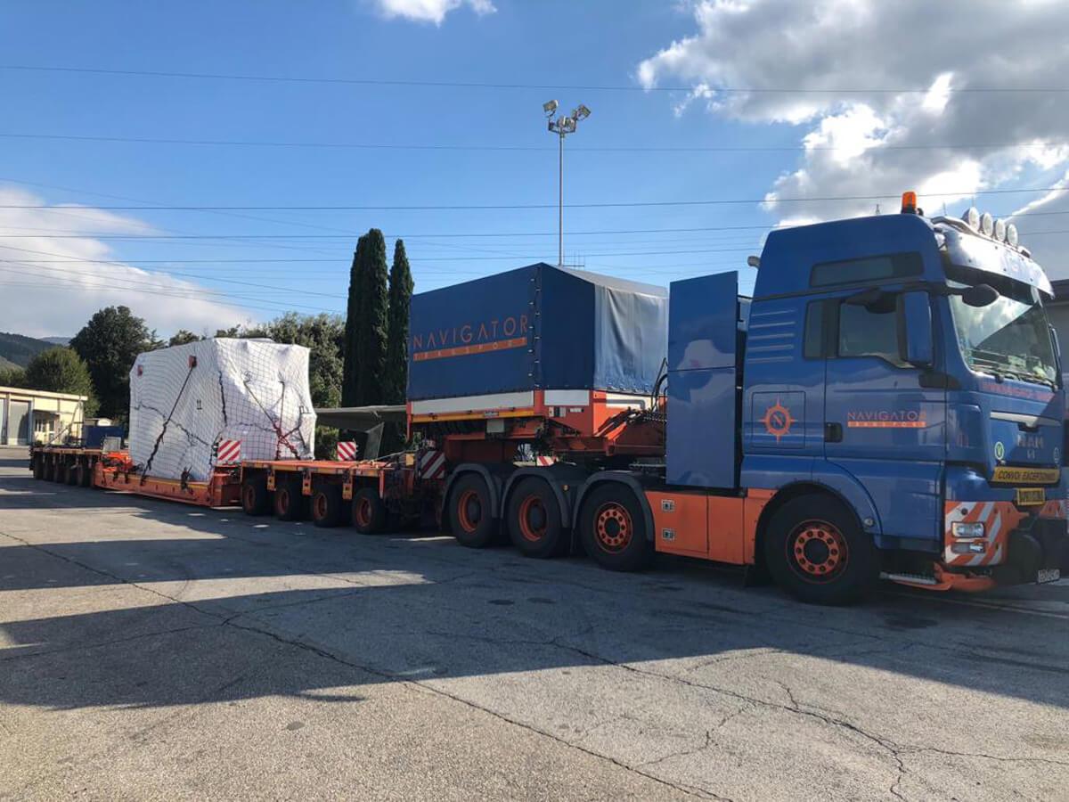 LTE Logistica Trasporti Eccezionali